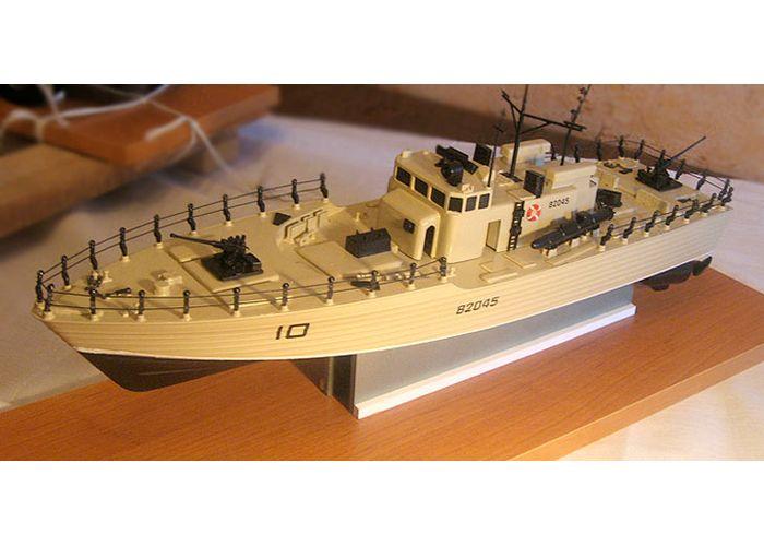 макет лодок и кораблей