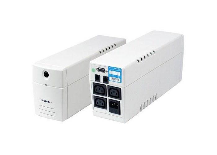 ИБП Ippon Back Power Pro 700 (интерактивный, 700 ВА, количество выходных ра